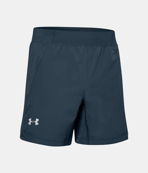 Kraťasy Under Armour QLIFIER SPEEDPOCKET 7'' SHORT-BLU (3)