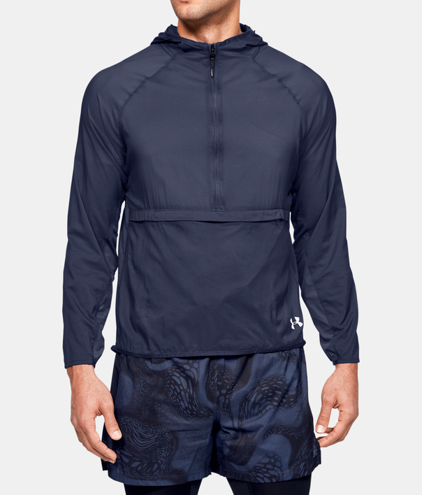 Bunda Under Armour M  Qlifier Weightless Packable Jacke (1)