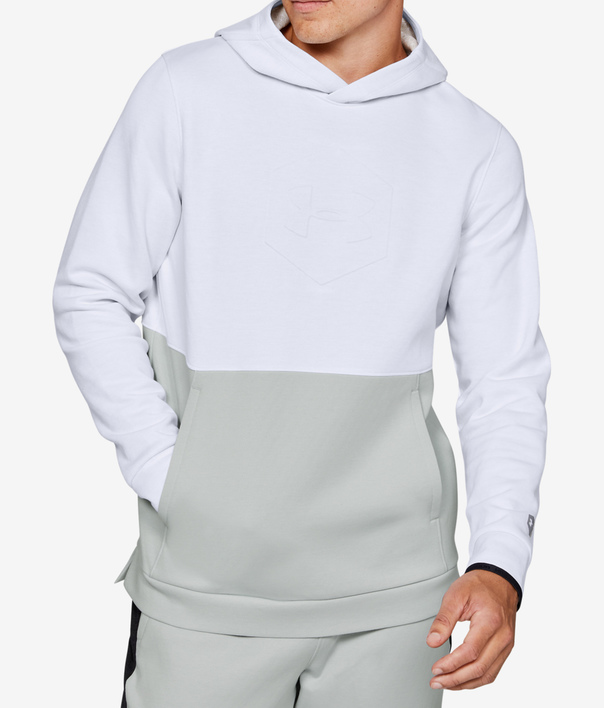 Mikina Under Armour Athlete Recovery Fleece Graphic Hoodie-W (1)