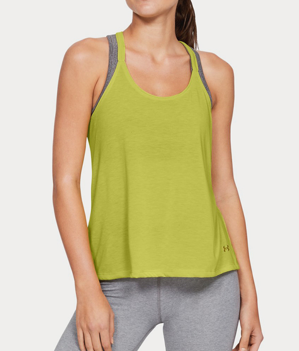 Tielko Under Armour Whisperlight Tank Foldover (1)