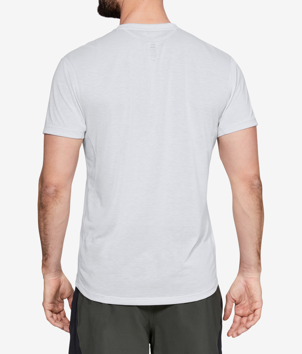 Tričko Under Armour Streaker 2.0 Shortsleeve-Gry (2)