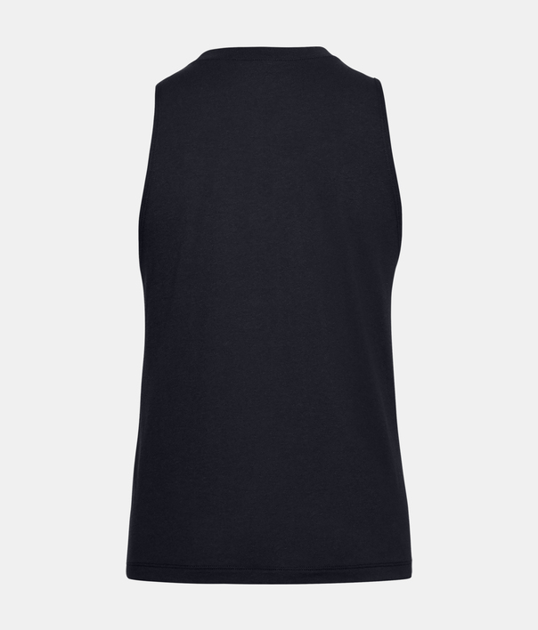 Tielko Under Armour Sportstyle Graphic Tank-BLK (2)