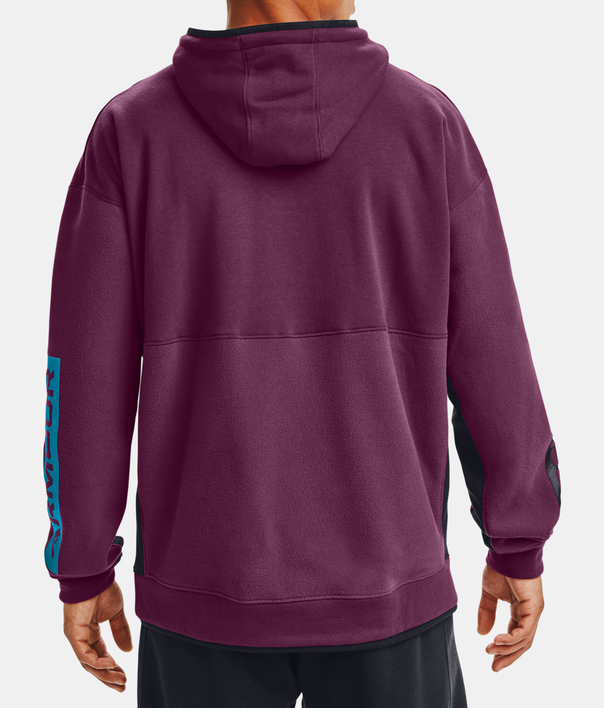 Mikina Under Armour UA 12/1 Pack Hoodie-PPL (2)
