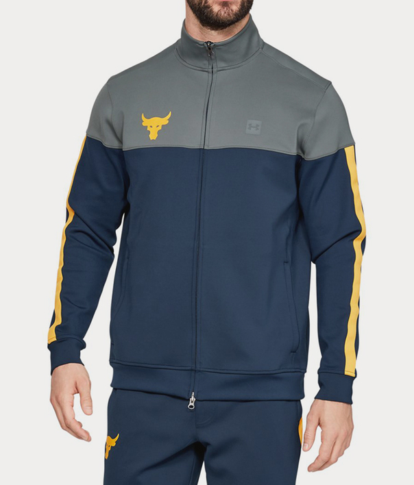 Bunda Under Armour Project Rock Track Jacket (1)
