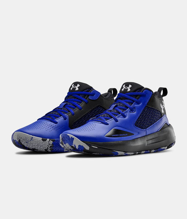Topánky Under Armour Lockdown 5-BLU (3)