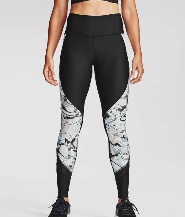 Legíny Under Armour UA HG Armour Alkali Legging-BLK (1)