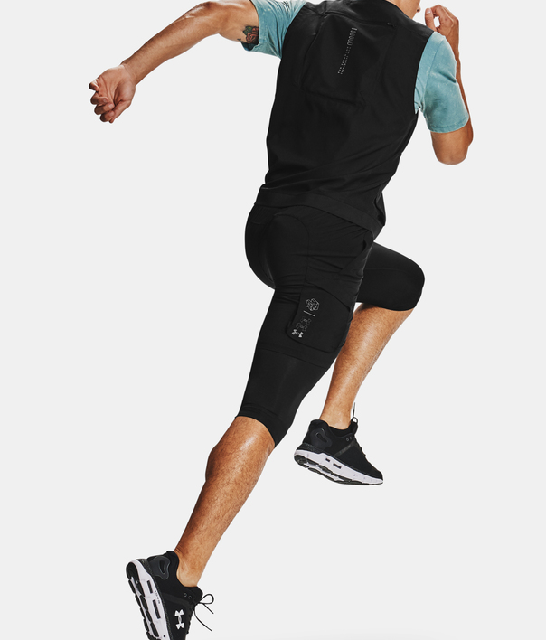 Vesta Under Armour M UA Run Anywhere Vest-BLK (6)