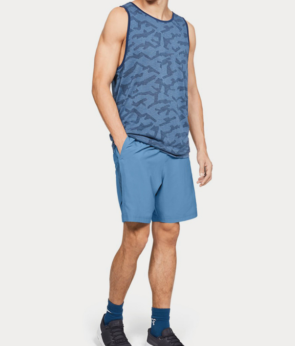 Kraťasy Under Armour Woven Graphic Short (5)