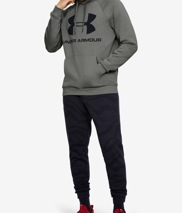 Mikina Under Armour Rival Fleece Sportstyle Logo Hoodie (6)