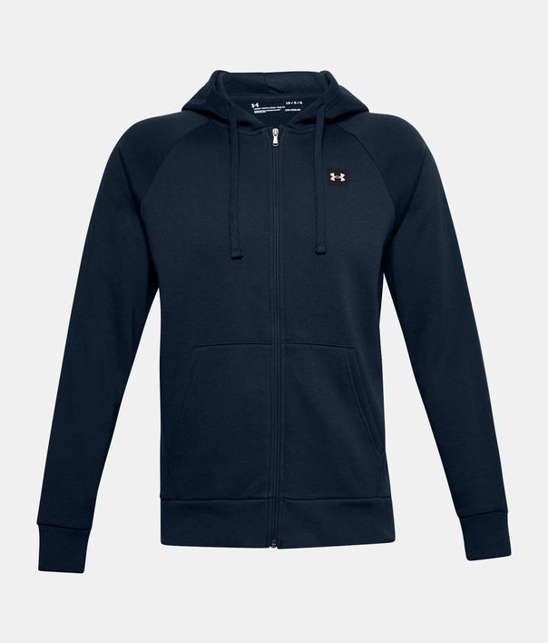 Mikina Under Armour UA Rival Fleece FZ Hoodie-NVY (5)