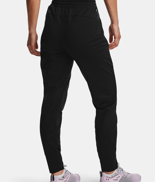 Nohavice Under Armour Recover Fleece Pants-BLK (2)