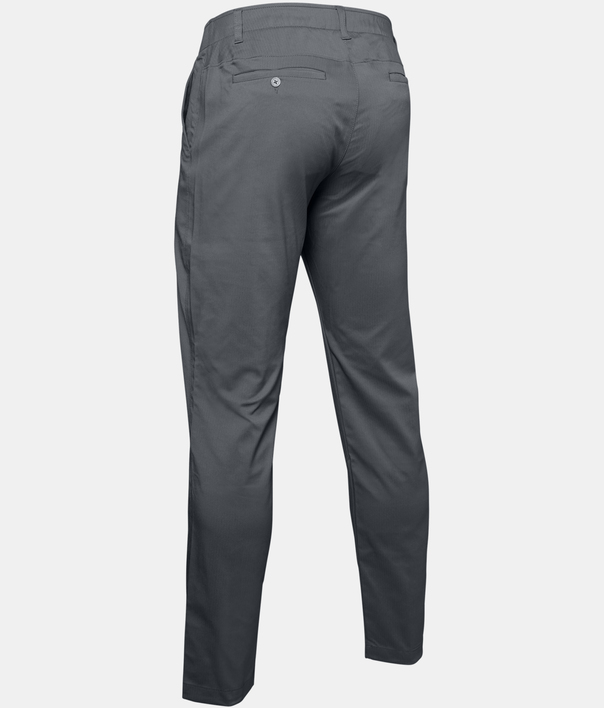 Nohavice Under Armour Showdown Taper Pant-GRY (4)