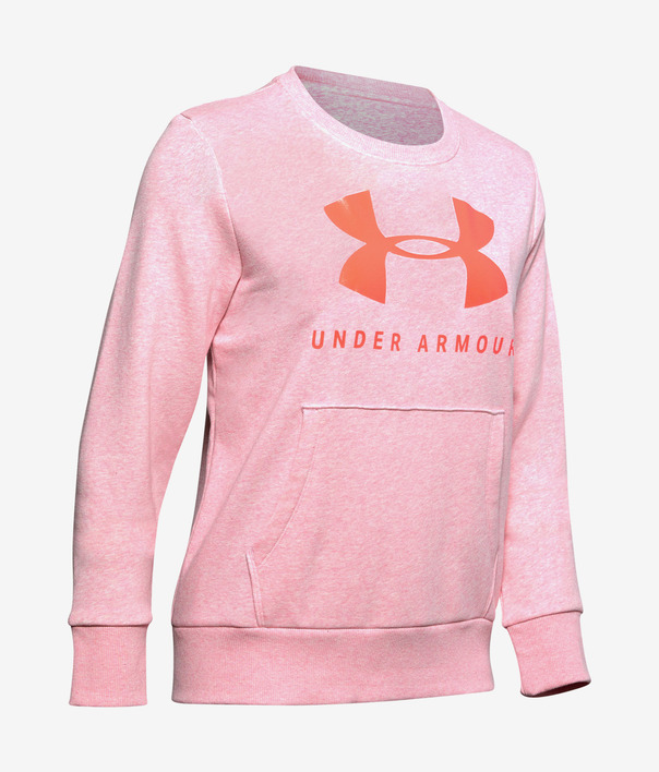 Mikina Under Armour 12.1 RIVAL FLEECE SPORTSTYLE GRAPHIC CRE (4)