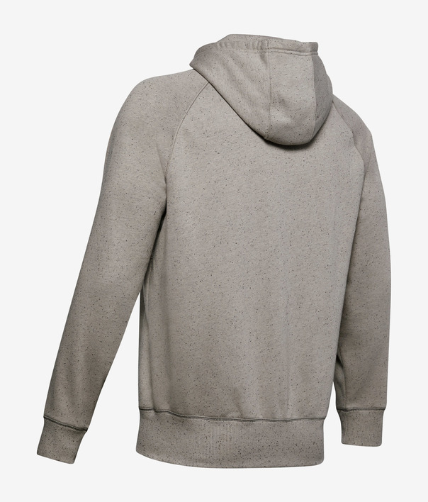 Mikina Under Armour Speckled Fleece Fz Hoodie (5)