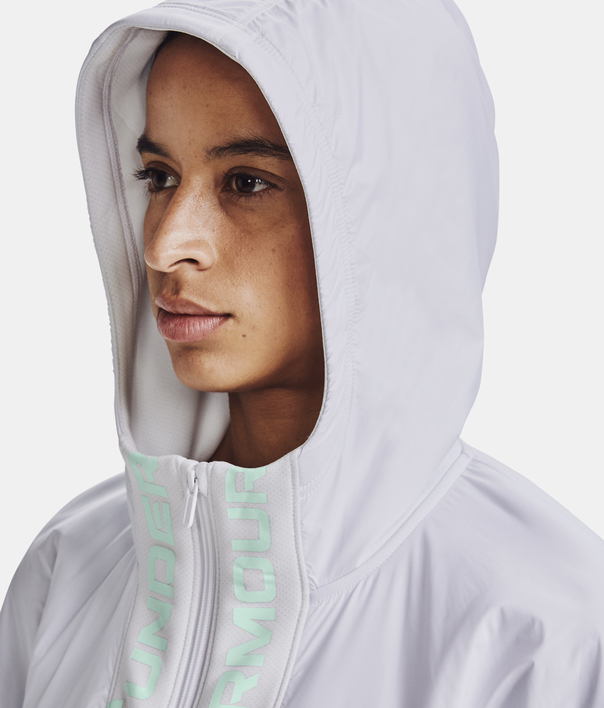 Mikina Under Armour Move FZ Hoodie-WHT (5)