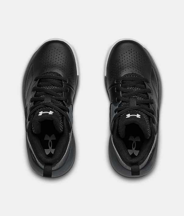 Topánky Under Armour UA PS Lockdown 5-BLK (5)