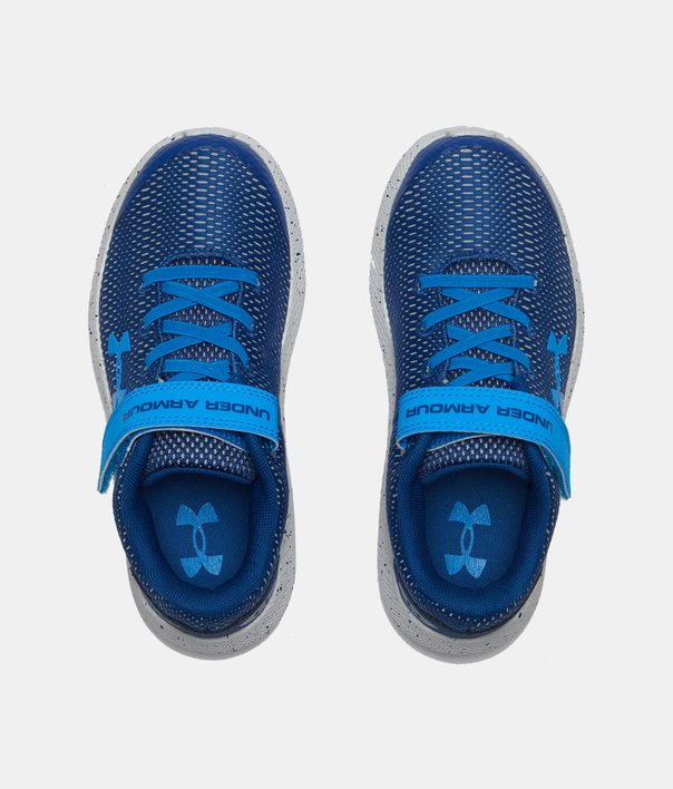Topánky Under Armour PS Pursuit 2 AC-BLU (5)
