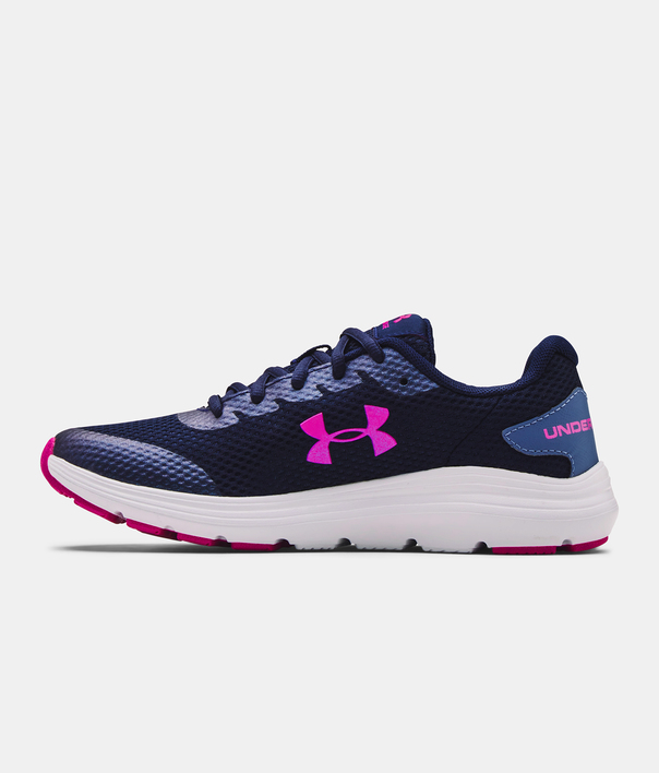 Topánky Under Armour UA GS Surge 2-NVY (2)