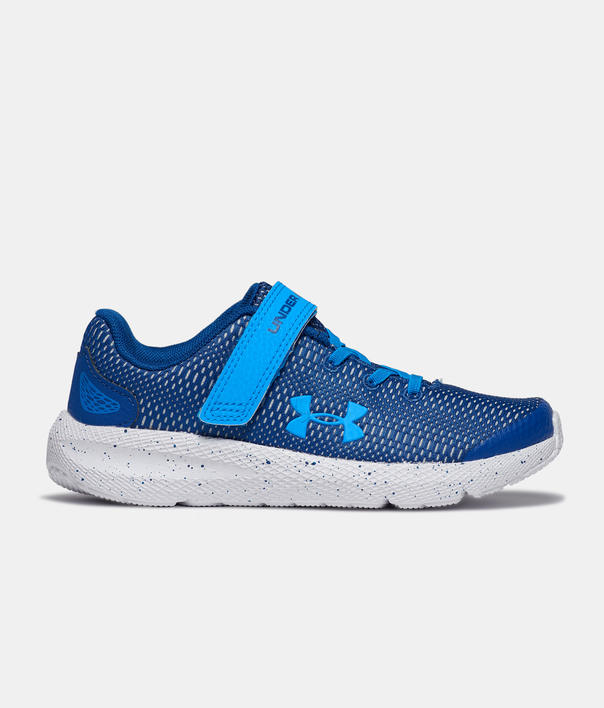 Topánky Under Armour PS Pursuit 2 AC-BLU (1)