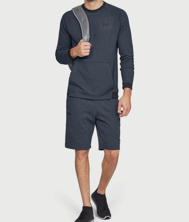 Mikina Under Armour Unstoppable 2X Knit Crew (5)