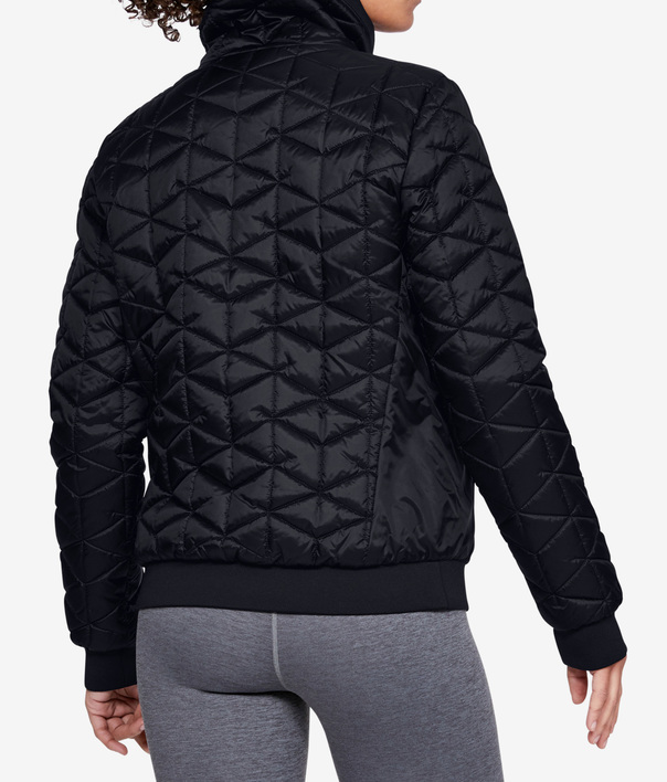 Bunda Under Armour Cg Reactor Performance Jacket-Blk (2)