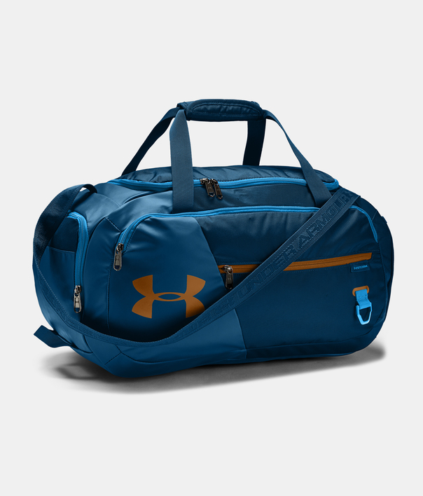 Taška Under Armour UA Undeniable 4.0 Duffle SM-BLU (1)