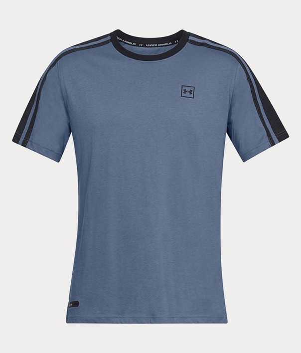 Tričko Under Armour Unstoppable Striped Ss T (3)