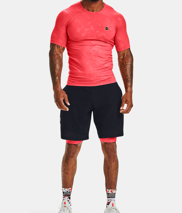 Kraťasy Under Armour Kazoku Vanish Woven Short (6)