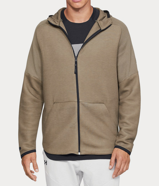 Mikina Under Armour Unstoppable Move Light Fz Hoodie (1)