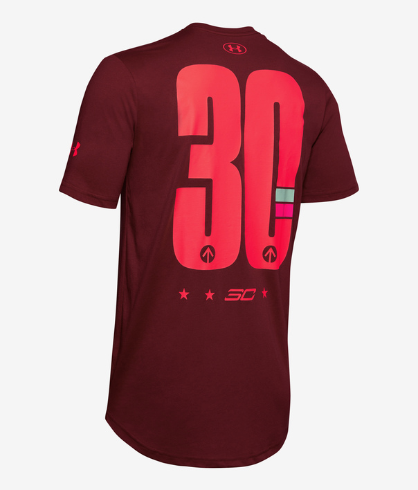 Tričko Under Armour Sc30 Ss Elevated Tee (5)