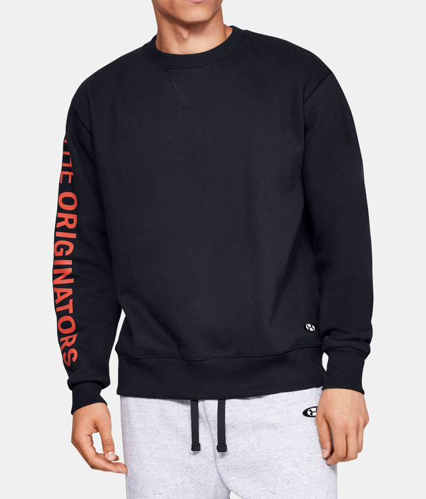 Mikina Under Armour Performance Originators Fleece Crew-B (1)