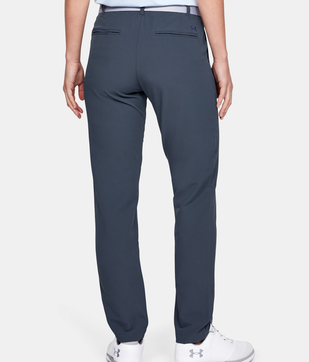 Kalhoty Under Armour Links Pant-GRY (2)