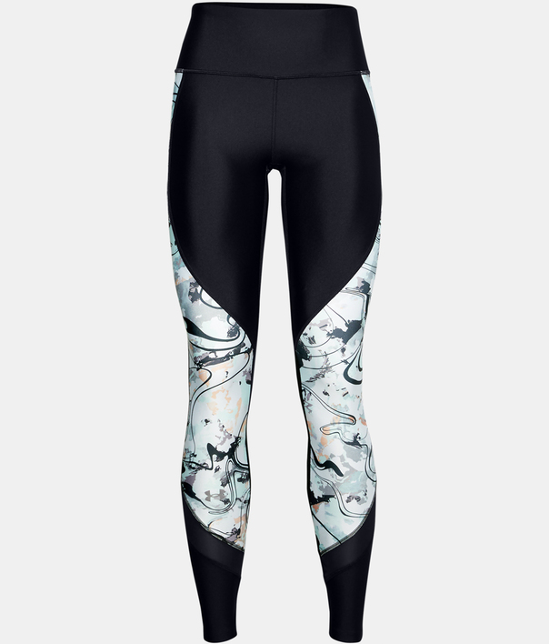 Legíny Under Armour UA HG Armour Alkali Legging-BLK (3)