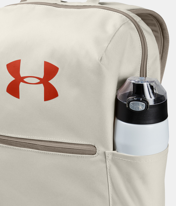 Batoh Under Armour UA Patterson Backpack-WHT (4)
