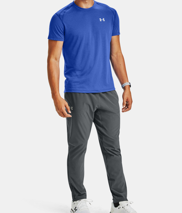 Tričko Under Armour STREAKER 2.0 SHORTSLEEVE-BLU (6)