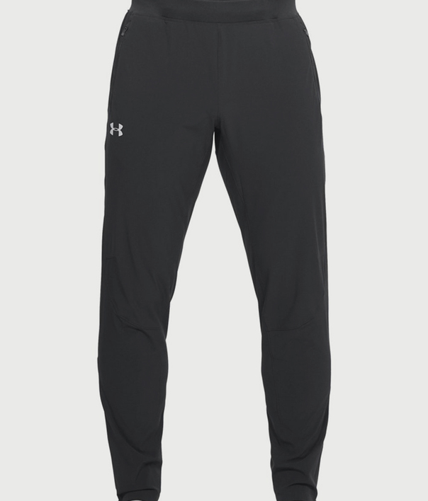 Nohavice Under Armour OUTRUN THE STORM SP PANT-BLK (4)