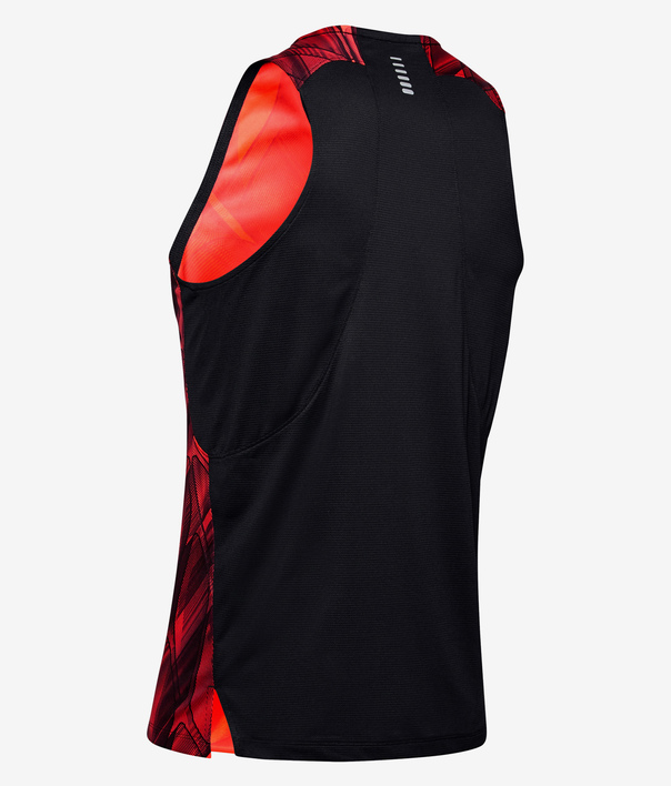 Tielko Under Armour M Qlifier Iso-Chill Printed Singlet (3)