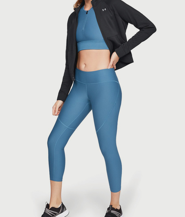 Mikina Under Armour Favorite Terry FZ Bomber (5)
