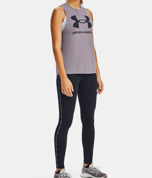 Tielko Under Armour Sportstyle Graphic Tank (6)