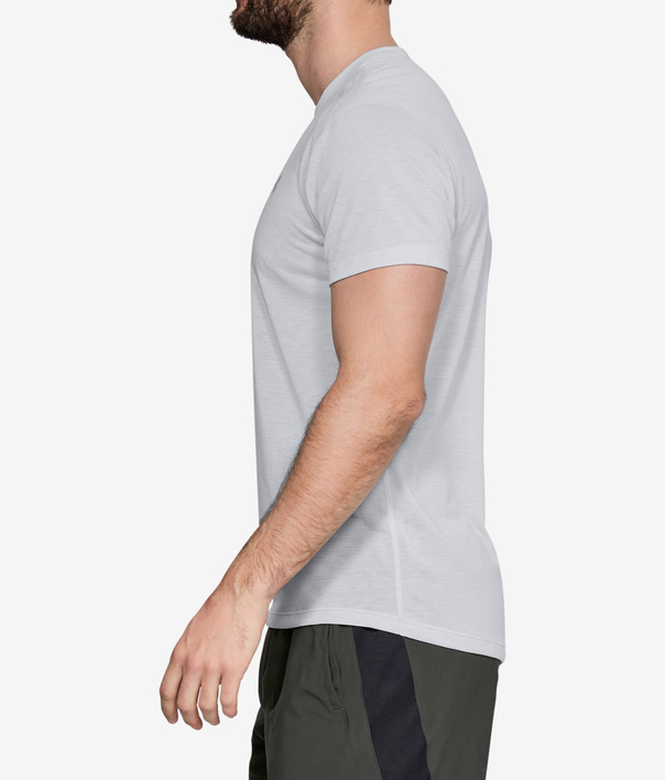 Tričko Under Armour Streaker 2.0 Shortsleeve-Gry (3)