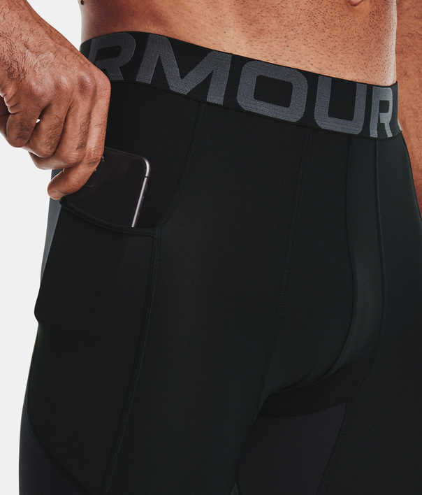 Legíny Under Armour HG Armour 3/4 Legging-BLK (5)