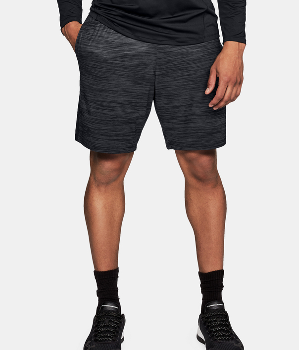 Kraťasy Under Armour UA MK-1 Twist Shorts-BLK (1)
