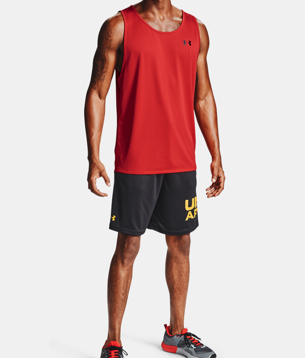 Tielko Under Armour Tech 2.0 Tank-RED (7)