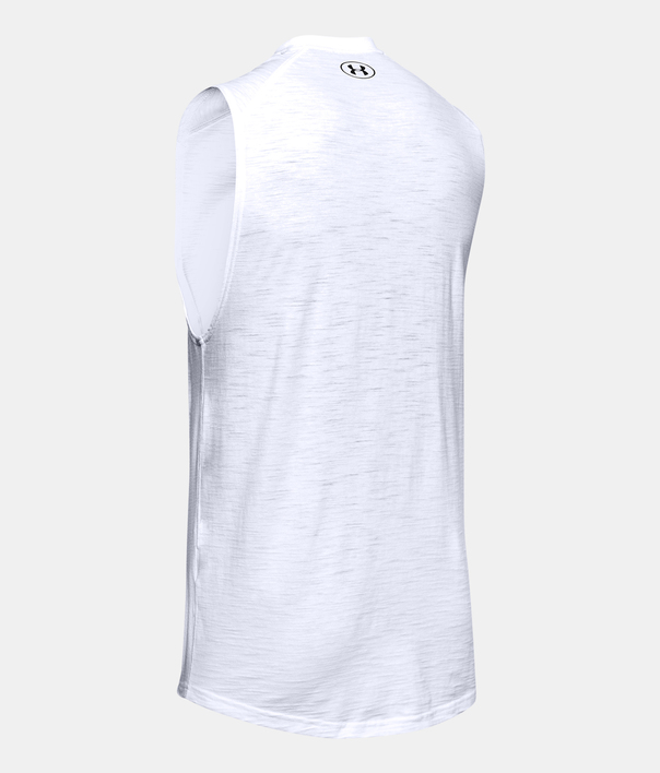Tričko Under Armour Charged Cotton Tank (4)