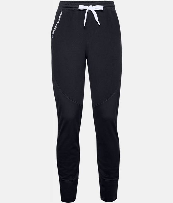 Nohavice Under Armour Recover Fleece Pants-BLK (3)