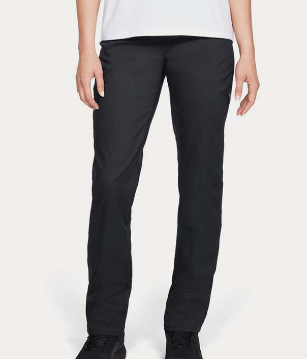 Nohavice Under Armour W Enduro Pant-BLK (1)
