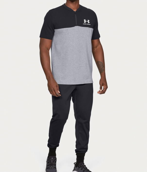 Tričko Under Armour Sportstyle Track 1/2 Zip (5)