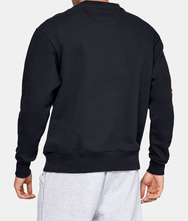 Mikina Under Armour Performance Originators Fleece Crew-B (2)