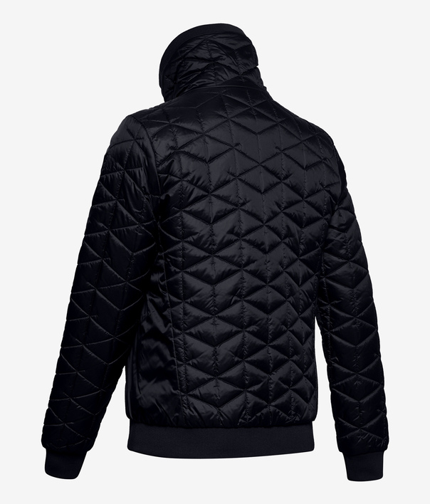 Bunda Under Armour Cg Reactor Performance Jacket-Blk (4)