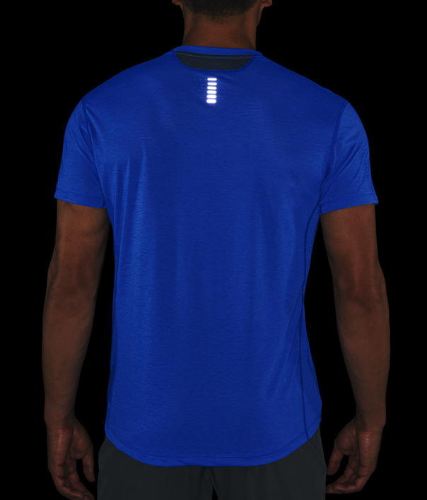 Tričko Under Armour STREAKER 2.0 SHORTSLEEVE-BLU (5)